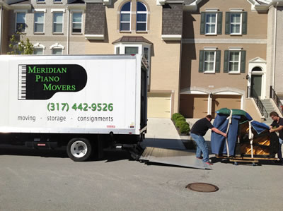 Meridian Piano Movers' Lift Gate